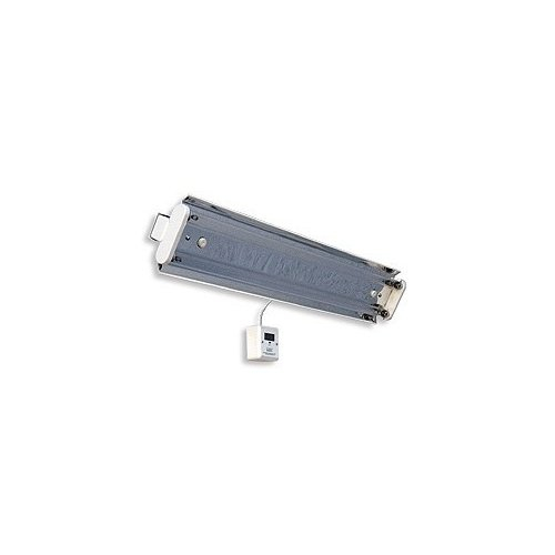 Lampa germicida 2x30W cu contor si ecran (perete, tavan) [0]