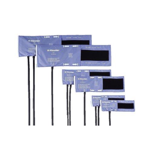 Manseta tensiometru Velctro Riester 130 pt. copii 2 furturi 0
