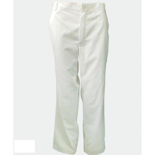 Pantaloni lungi albi 0