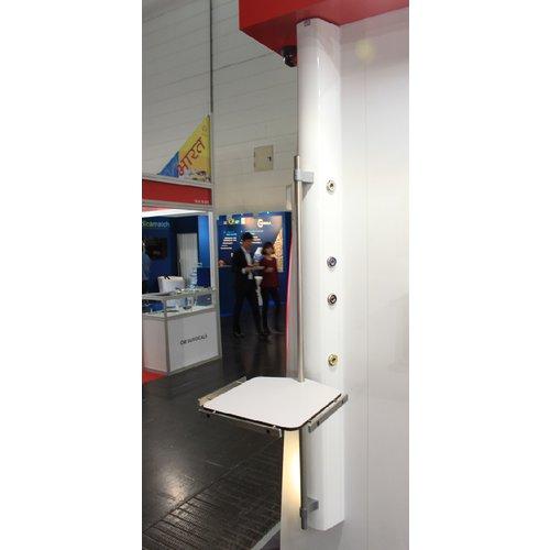 Rampă medicală verticala - sistem modular 1