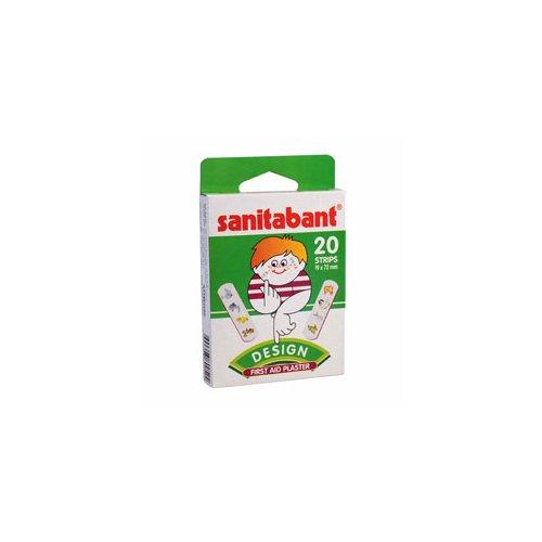 SANITABANT DESIGN - PLASTURI CU DESENE (20 buc.) 0