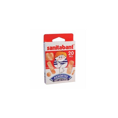 SANITABANT - PLASTURI ASORTATI (100 buc.) [0]