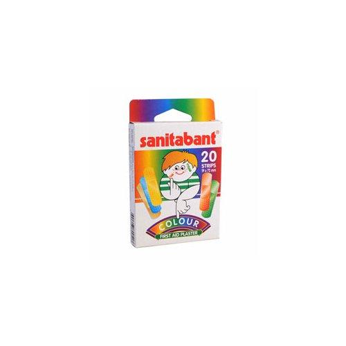 SANITABANT - PLASTURI COLORATI (20 buc.) 0