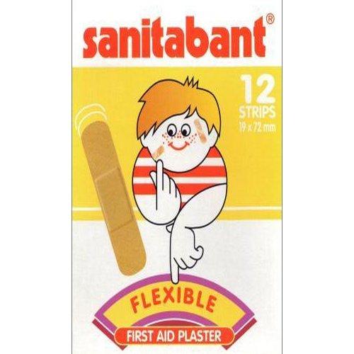 SANITABANT - PLASTURI FLEXIBILI (12 buc.) 0