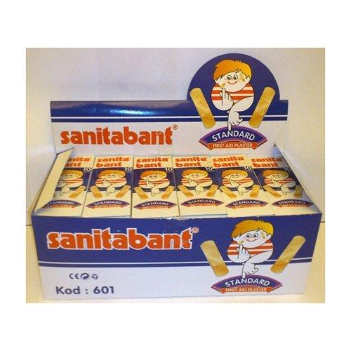 SANITABANT - PLASTURI STANDARD (100 buc.) 0