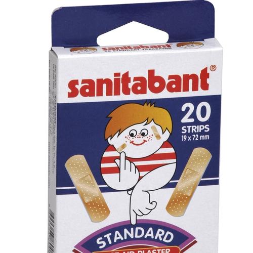 SANITABANT - PLASTURI STANDARD (20 buc.) 0