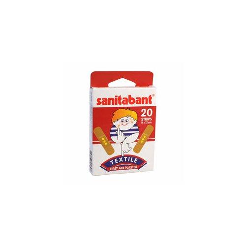 SANITABANT - PLASTURI TEXTILI (20 buc.) 0