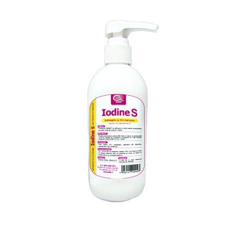 Sapun iodat antiseptic Iodine S 1L 0