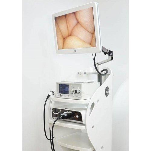 Turn coelochirurgical si insuflator cu cart VIMS 1