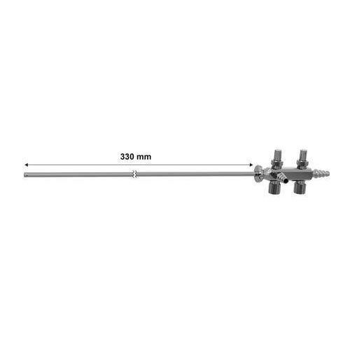 Valva trompeta 5mm [0]