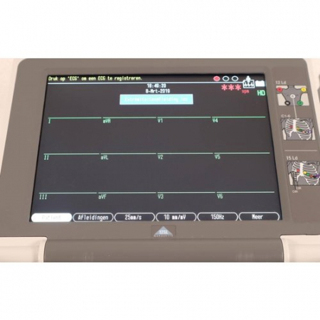 ECG GE Healthcare MAC 5500 HD [1]