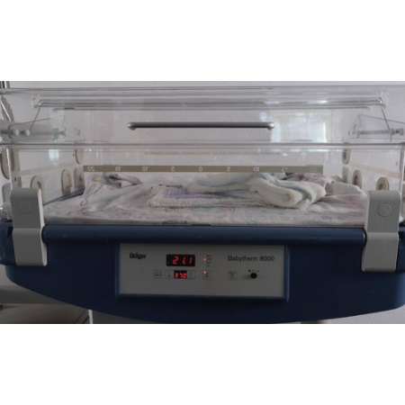Incubator Drager Babytherm 80001