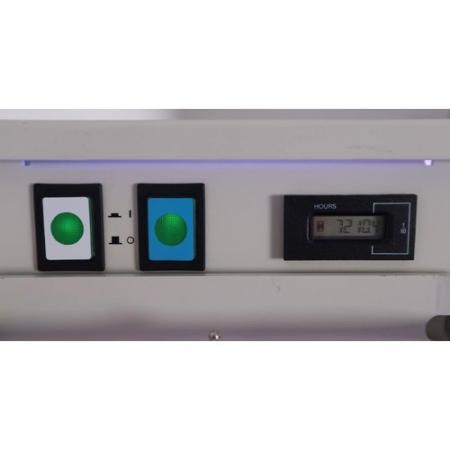 Lampa Phototerapy Drager 4000 cu stativ2