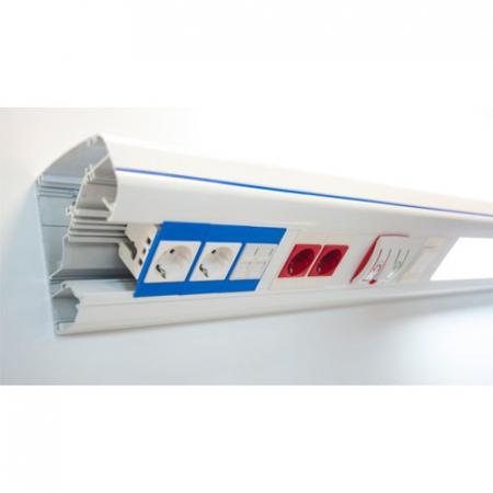 Rampă medicală orizontală - sistem modular2