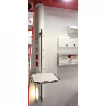 Rampă medicală verticala - sistem modular2