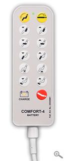 Scaun medical Comfort 4 [4]