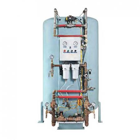 Statie oxigen - Generator si rezervor [0]