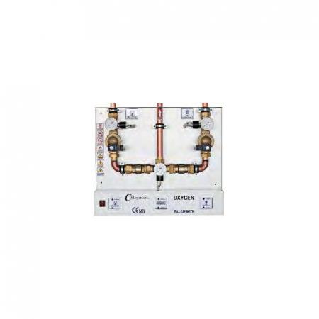 Statie oxigen - Generator si rezervor [1]