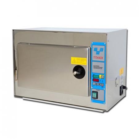 Sterilizator cu aer cald 20 l Titanox1
