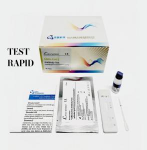 Teste rapide Anticorpi COVID-19 - KIT 20 teste0
