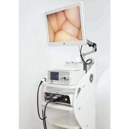 Turn coelochirurgical si insuflator cu cart VIMS1