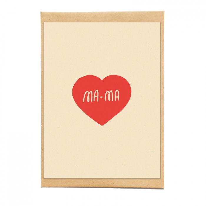 Cartolina - Ma-Ma 0