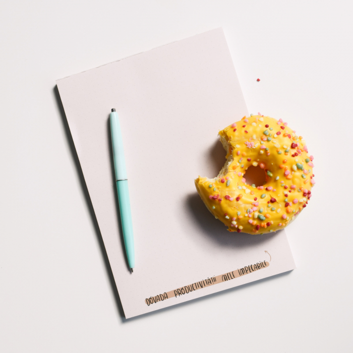 Notepad - Dovada productivității mele impecabile [1]