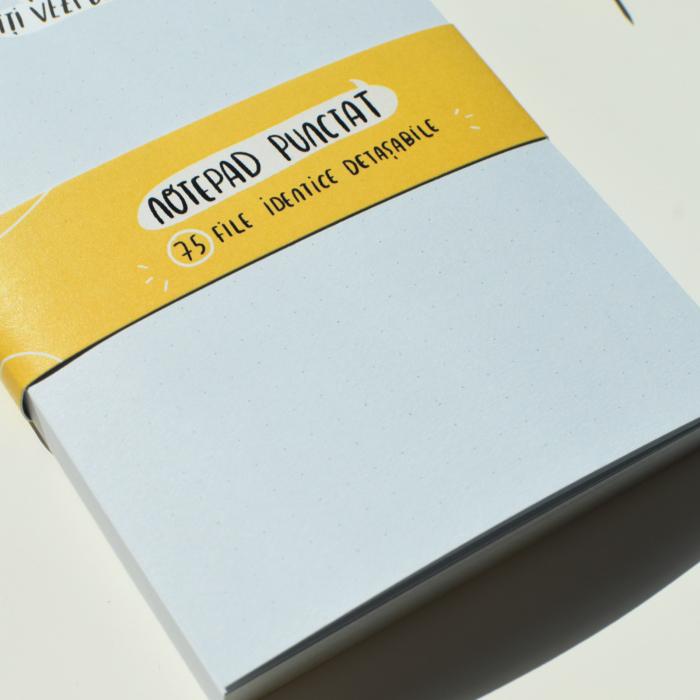 Notepad - Niciodată nu este prea târziu să îți vezi de treaba ta [2]