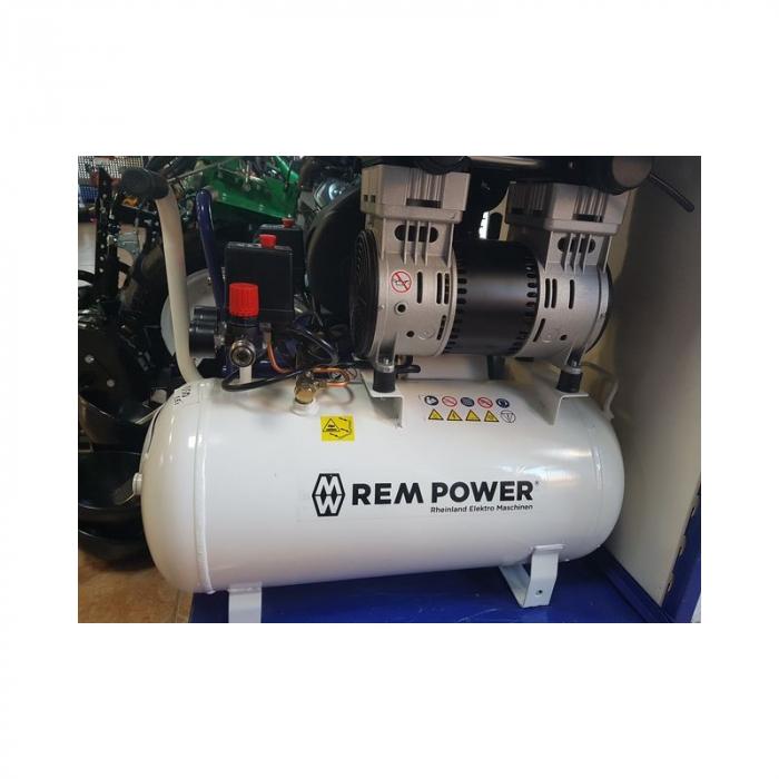 Compresor Rem Power 40 L [0]