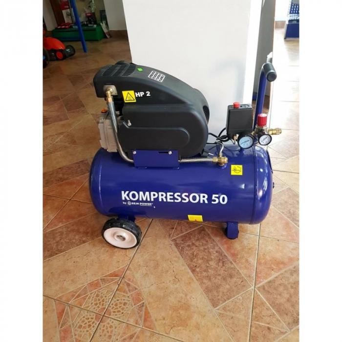 Compresor Rem Power 50 l [0]