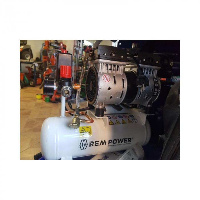 Compresor Rem Power 6 l [0]