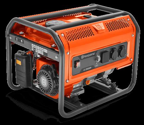 Generator HUSQVARNA G2500P [0]