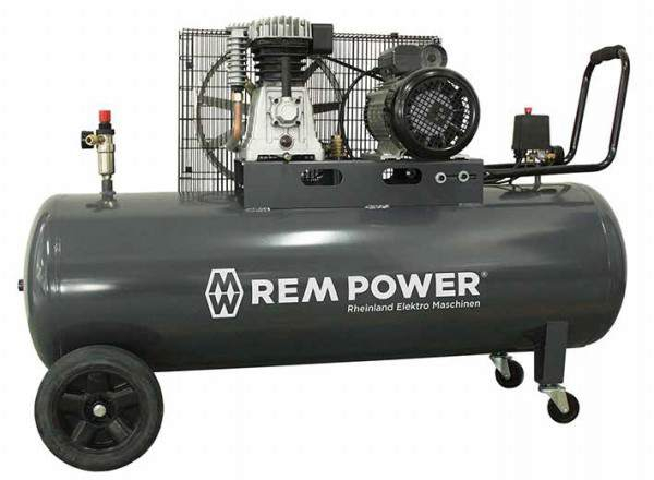 Compresor Rem Power E 500/10/200 200l [0]