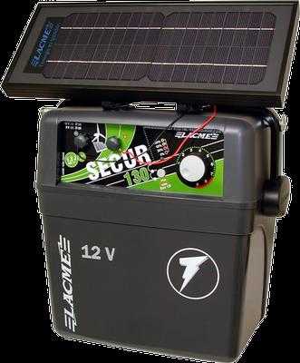Generator de impuls Lacme Secur 130 + panou solar 7.2 W [0]