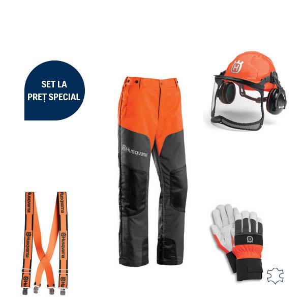 Set echipament de protectie Classic [0]
