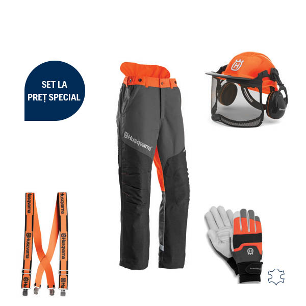 Set echipament de protectie Functional [0]