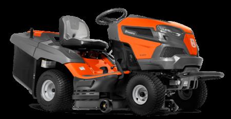Tractor pentru tuns gazonul Husqvarna TC238TX [0]