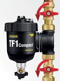 Filtru antimagnetita Fernox TF1 Compact + fluid protector 3