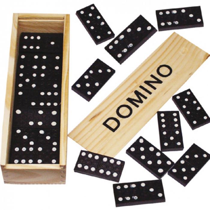Jocuri antiplictiseala - pachet Marocco + Domino 1