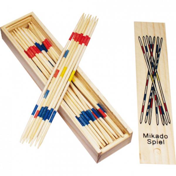 Joc Marocco (Mikado) din lemn, 19x4,5 cm 0