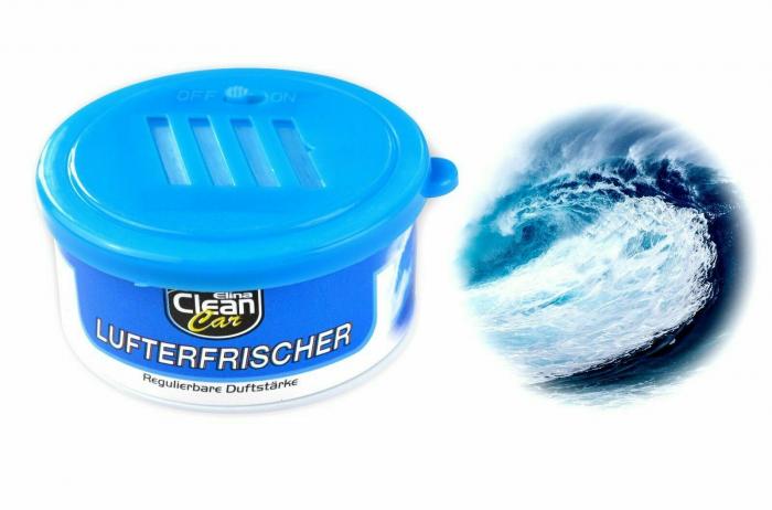 Odorizant auto Clean, 35 g, ocean blue 1