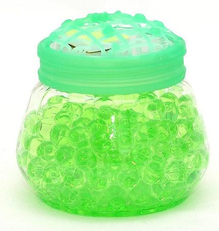 Perle gel odorizante Clean 100 g, aroma de mar verde 0