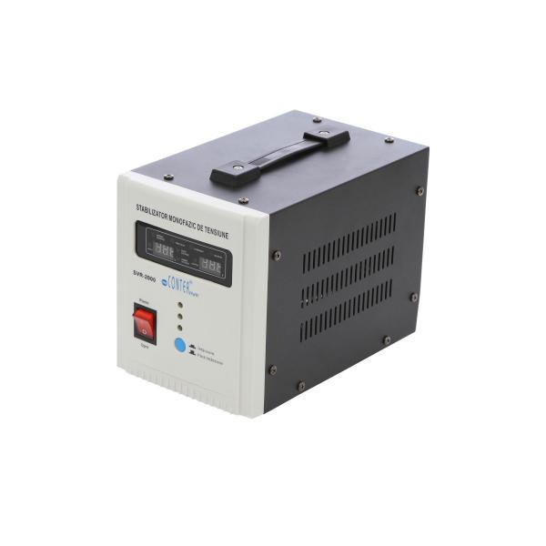 Stabilizator de tensiune cu releu Conter AVR SVR 2000VA-1500W 0