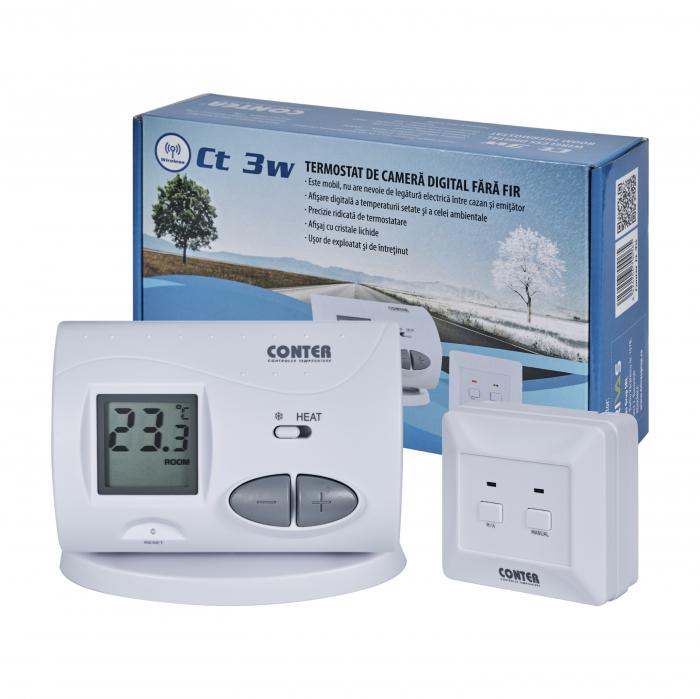 Termostat Conter CT3W 2