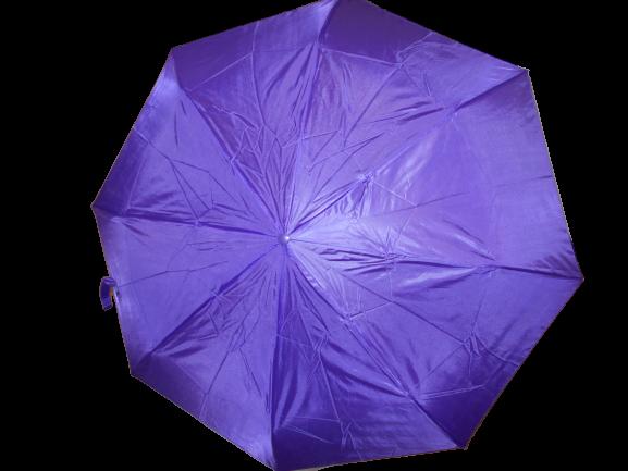 Umbrela de buzunar diametru 100 cm, de culoare turcoaz 1