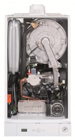 Centrala termica in condensare Viessmann Vitodens 050-W, 24 kW, kit evacuare inclus5