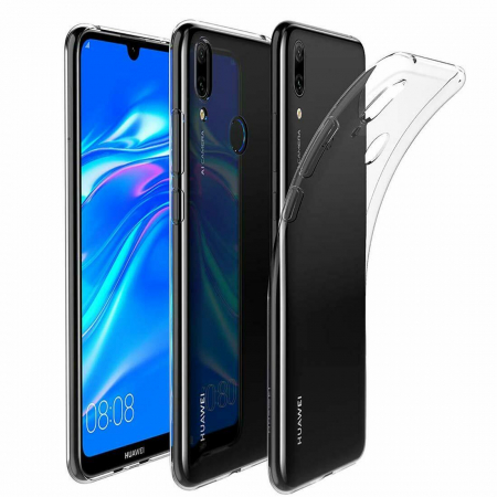 Husa protectie transparenta 360° full TPU+PC, Huawei Y7 2019, Y7 Pro 20191