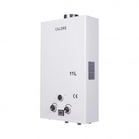 Instant pe gaz natural/GPL Calore TN 11 - tiraj natural1