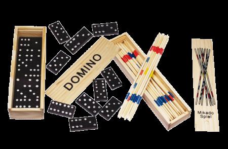 Jocuri antiplictiseala - pachet Marocco + Domino0