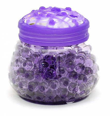 Perle gel odorizante Clean 100 g, aroma de lavanda0